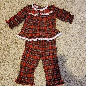18 Months Little Me Pajamas